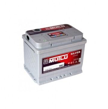 Аккумулятор автомобильный Mutlu Calcium Silver 55 А/ч 450 А прям. пол.